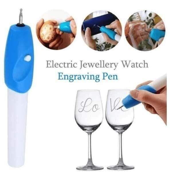 قلم الحفر السحري المحمول